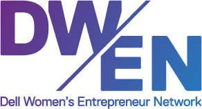 Dell Women's Entrepreneur Network Logo