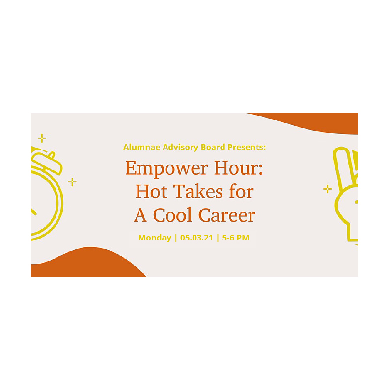 Empower Hour: Hot Takes for a Cool Career