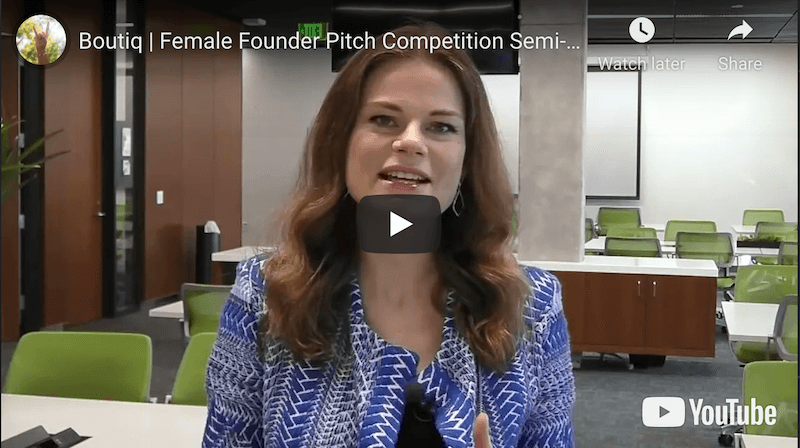 Boutiq Female Founder Pitch Competition
