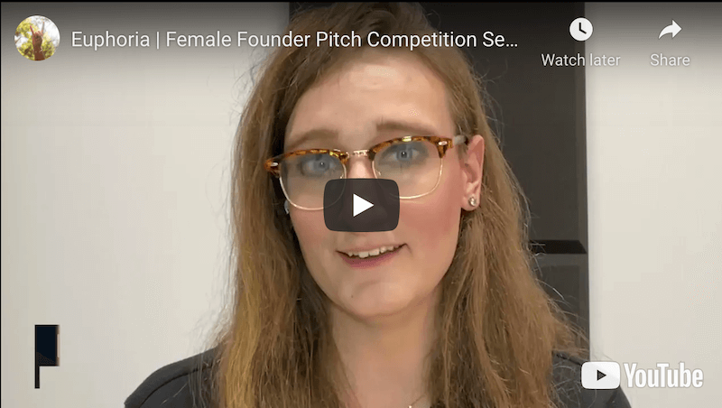 Euphoria.LGBT, Inc. Female Founder Pitch Competition