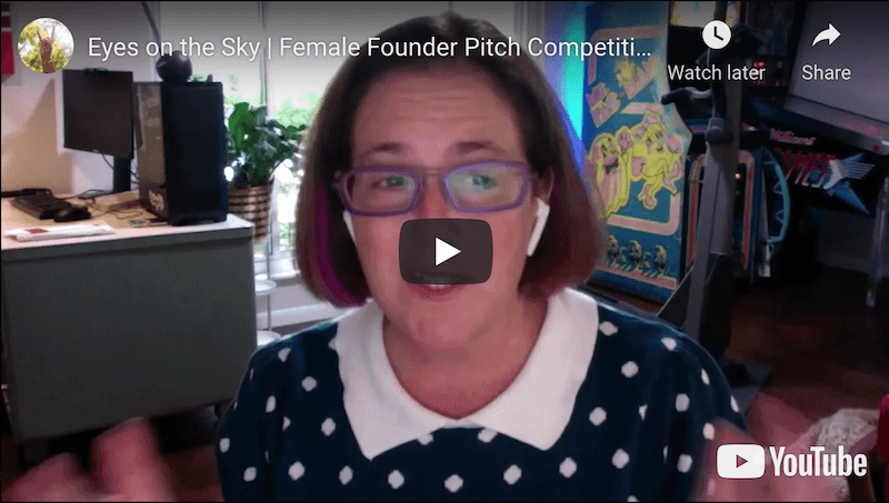InjuriSense Female Founder Pitch Competition