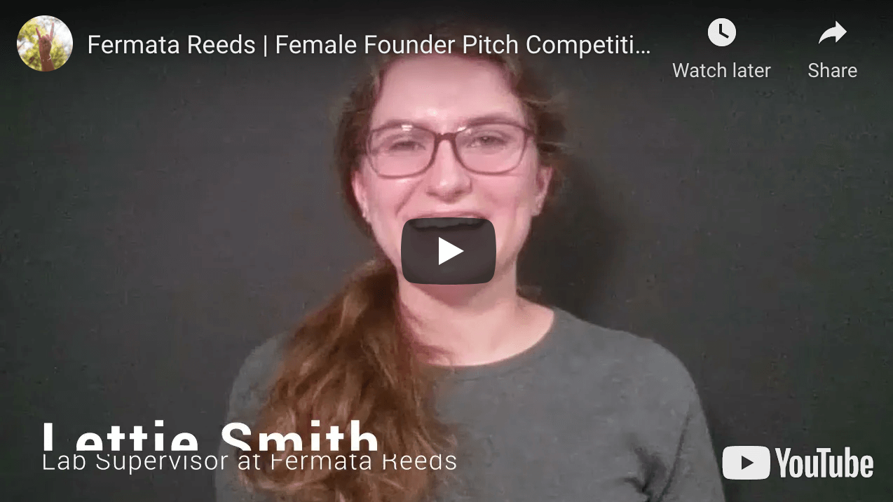 Fermata Reeds Female Founder Pitch Competition