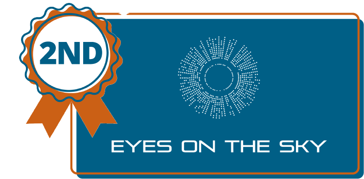 2nd Place - Eyes on the Sky